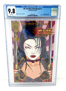 SHI-1-Way-of-the-Warrior-CGC-9-8-TUCCI-1994