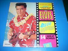 Elvis Presley BLUE HAWAII LP MONO vg+/NM LPM 2426 Original