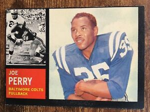 1962-Topps-Football-Card-4-Joe-Perry-Baltimore-Colts-VG-EX-HOF