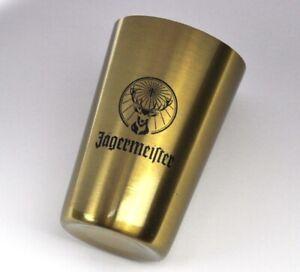 Jagermeister-Acciaio-Inox-Stamper-Bicchieri-da-Shot-Colpo-Glass