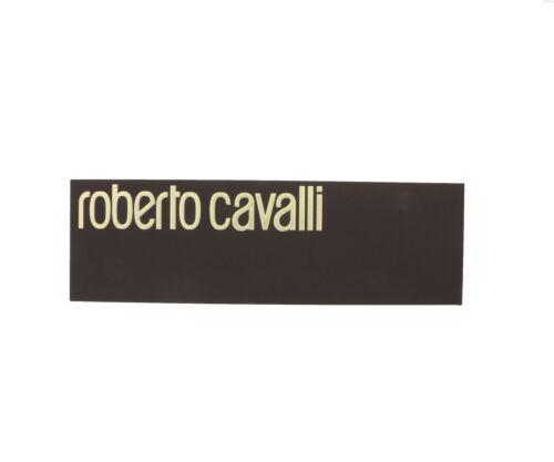 Roberto Cavalli ESZ020 04000 Vert//Bleu Micro géométrique Tie