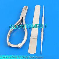 Foot Care Nail Art Tools Diamond Deb Foot Dresser Toe Nail Nipper