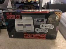 1 Box Protector for Super Nintendo Entertainment System Super Set Video Game Box