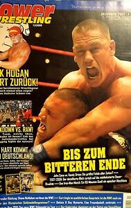 Power-Wrestling-Dezember-2009-WWE-WWF-TNA-2-Poster-Survivor-Series-Rey