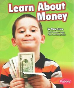 Learn-About-Money-Paperback-by-Reina-Mary-Brand-New-Free-shipping-in-the-US