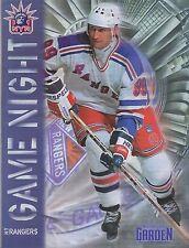 New York Rangers 1998/1999 Wayne Gretzky Last Game Night Official NHL Program