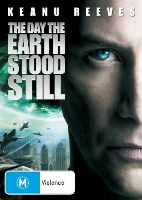 The Day The Earth Stood Still DVD Keanu Reeves Region Four R4 FastNFree