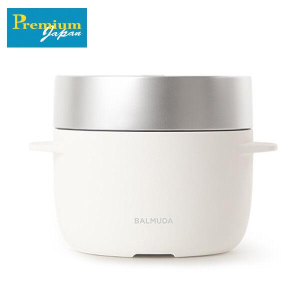 Balmuda K03A-WH Le GOHAN Blanc Cuisinière électrique Japon intérieur Version nouveau