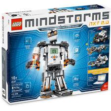LEGO Mindstorms NXT 2.0 8547 Robotics kit All Motors/Sensors Missing Parts Only