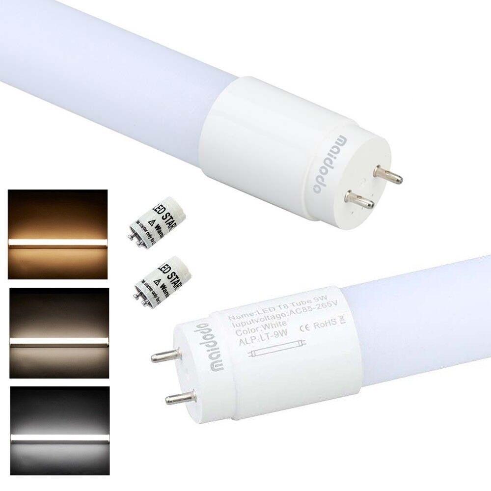 150cm 120cm 90cm 60cm LED Tube tubo t8 g13 lámpara fluorescente tubo fluorescente