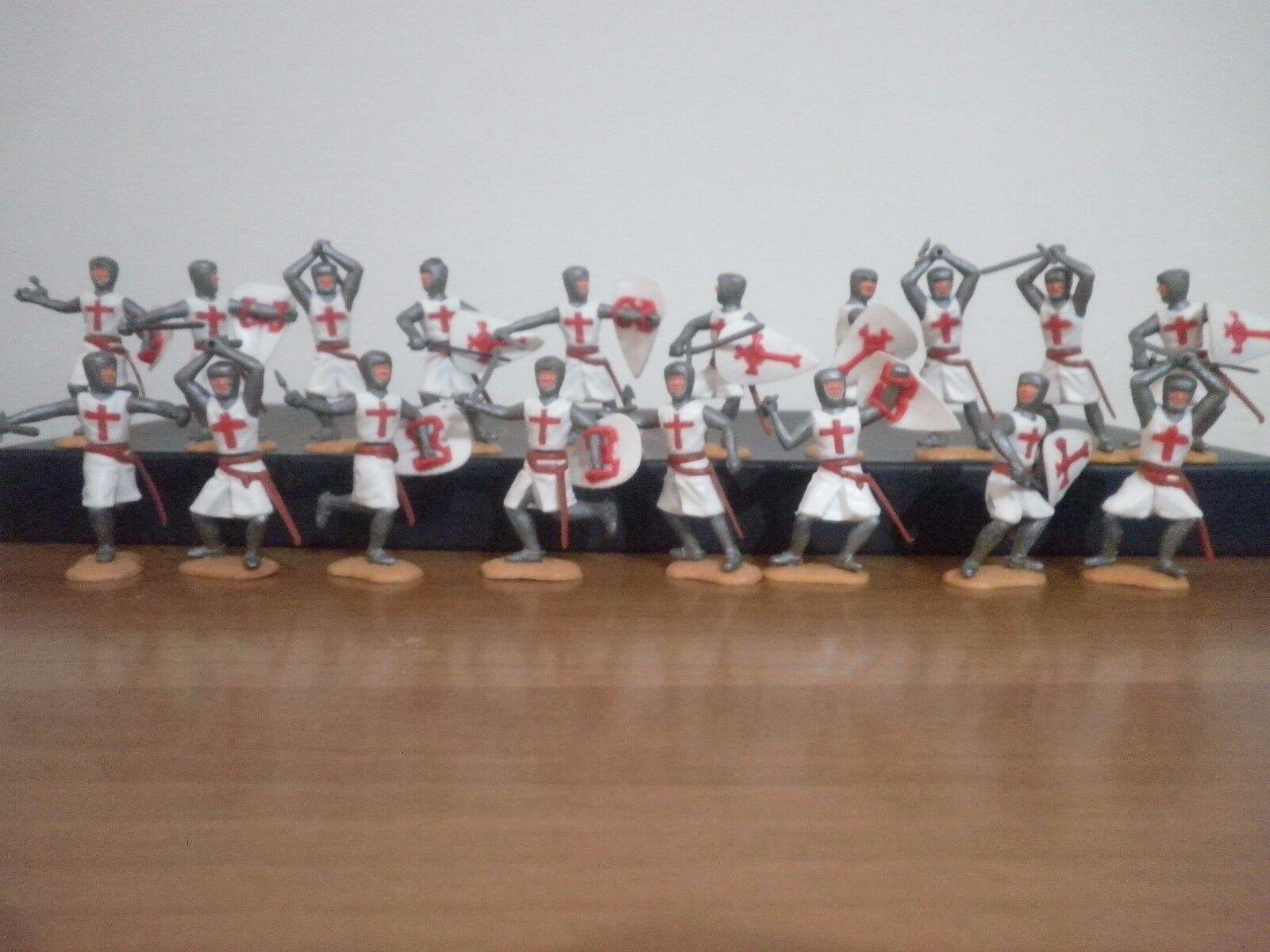 Templari TIMPO 1 32 Soldatini Rari  CV1
