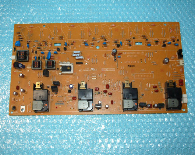 OKI C5200 Printer Part Power Supply Board