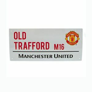 Manchester-united-Vieux-Trafford-Rue-Signe-Sir-Matt-Busby-Way