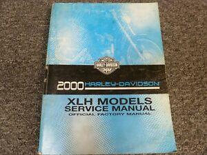 XLH883 Sportster Service//Repair Manual 1986-2003  USA