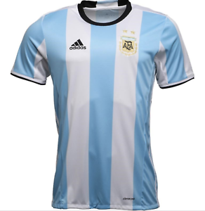 Original-Heim-Argentinien-Trikot-Adidas-S-NEU-messi-aguero-dybala-Copa-America