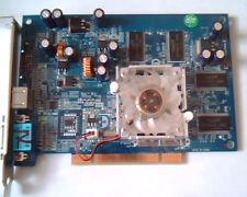 PCI card 3DFR55256P GeForce FX5500 256M S-Video VGA D256M