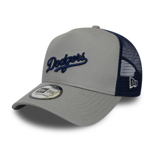 New Era MLB LOS ANGELES DODGERS Reverse Team 9FORTY Trucker Cap NEU//OVP