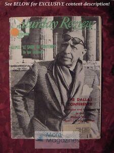 SATURDAY-REVIEW-December-26-1959-IGOR-STRAVINSKY-Elmo-Roper-Leo-Burnett