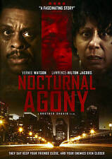 Nocturnal Agony (DVD, 2014)