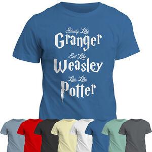 c6b68f6f Harry Potter Quote T Shirt | Slogan | Gift T-Shirt | Hermione ...