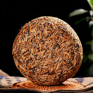 Supreme-Yunnan-Fengqing-Golden-Melon-Needle-Buds-Dian-Hong-Yunnan-Black-Tea-500g