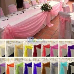 5M-Organza-Sheer-Party-Wedding-Reception-Bouquet-Arch-Stair-Venue-Table-Swags