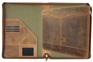 Harold-039-s-Schreibmappe-33-26-3-Rind-Leder-Dokumenten-Mappe-Konferenzmappe-398803