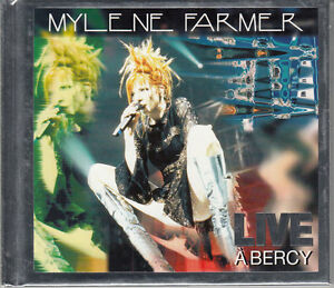 Mylene-Farmer-2-CD-Live-A-Bercy-Limited-Edition-Digipak-France