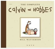 THE COMPLETE CALVIN AND HOBBES 9