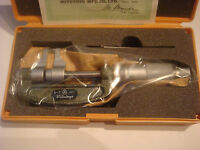 Mitutoyo Caliper Type Micrometer Series 143-121