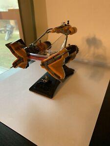Star Wars Micro Machines Galoob Action Fleet Sebulba Pod Racer Podracer Complete