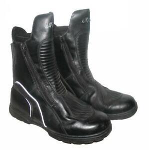 """"""" AIR-STAR """" Motorradstiefel / Biker- Stiefel / Boots in schwarz ca. 42,5 - 43"""