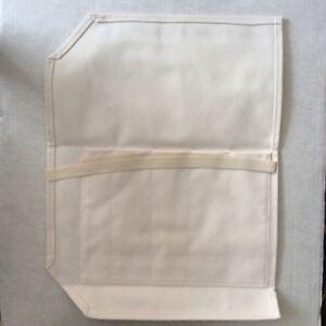 JAPANESE BRAND TOJIRO Canvas Knife roll - 5 pockets NEW From JAPAN ... 08bab20647fd0
