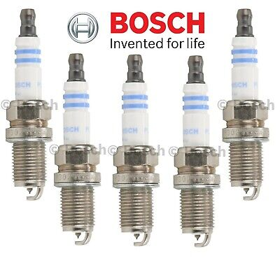6 BOSCH PLATINUM SPARK PLUGS for JEEP CHEROKEE COMANCHE WAGONEER 1987-1990 4.0L