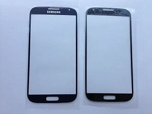 Samsung Galaxy S4 i9500 i9505 Front Glas Scheibe Display Glasschirm ...