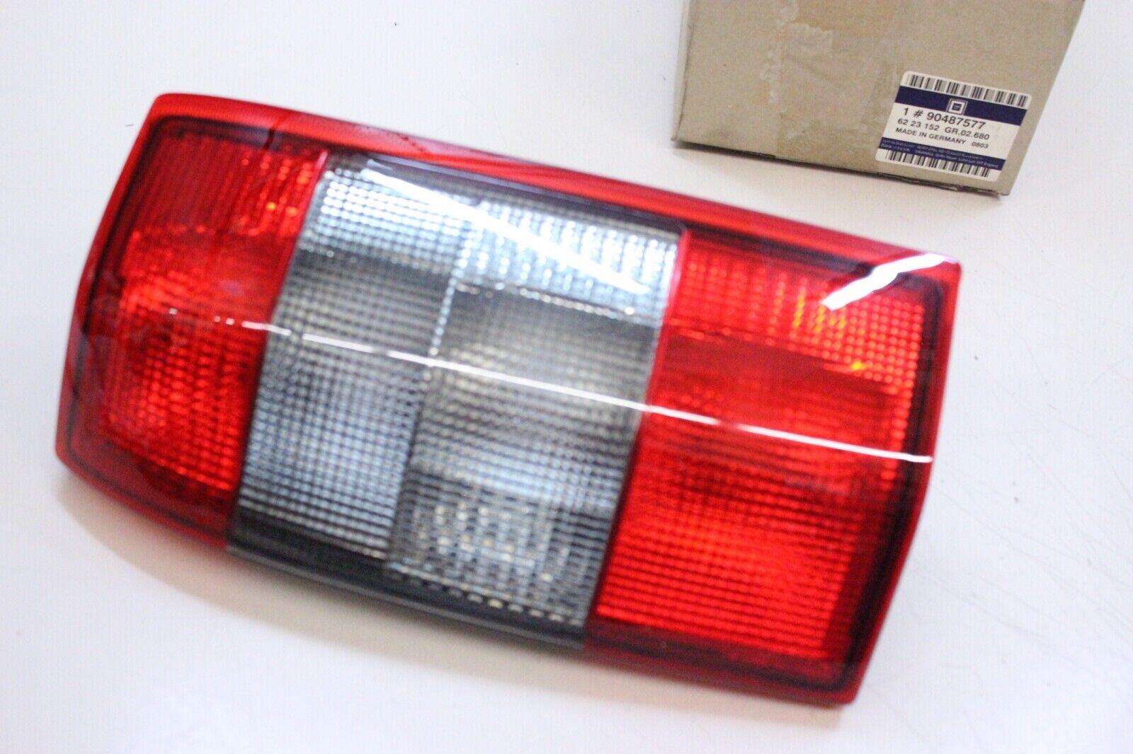 Glühlampen-Technologie HELLA 9EL 143 580-021 Heckleuchte rechts