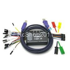 US USB Logic 100MHz 16CH Logic Analyzer for ARM FPGA