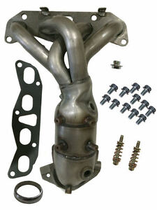 Image Is Loading For Nissan Altima Exhaust Manifold Catalytic Converter  2002