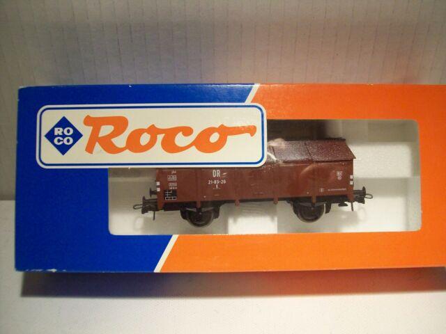 Roco 46754 Klappdeckelwagen der DR Epoche III