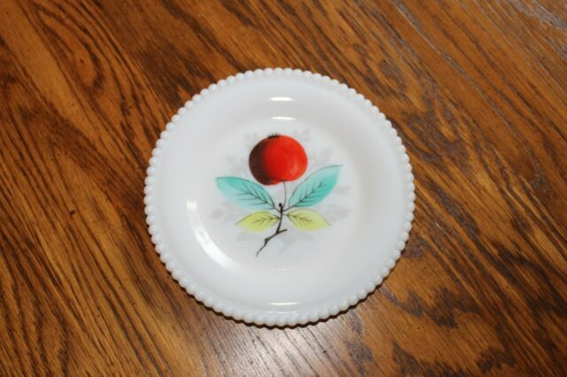 Westmoreland Beaded Edge Fruit  Bread and Butter Plate