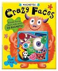 Magnetic Crazy Faces by Pan Macmillan (Hardback, 2010)