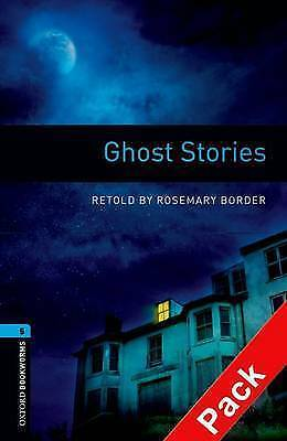 1 of 1 - Oxford Bookworms Library: Level 5:: Ghost Stories audio CD pack (Oxford Bookwor