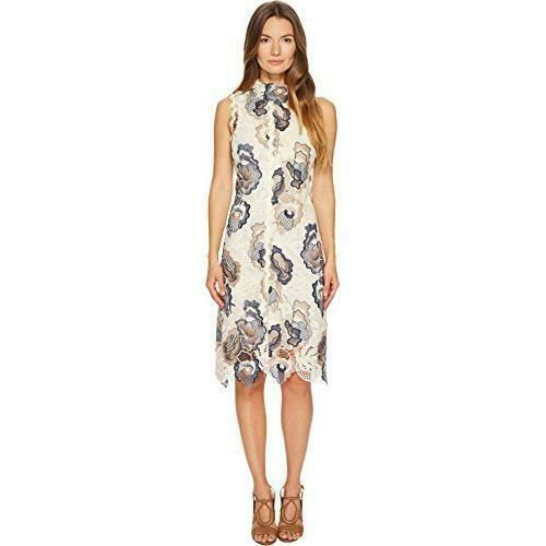 See by Chloe Floral Lace Dress NWT