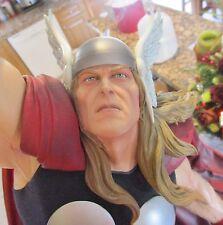 SIDESHOW Thor Premium Format Figure Statue Original 1/4 PF OG Avengers bust hulk