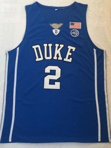 new product 10159 ea733 Details about Cameron Reddish Jersey #2 Duke Blue Devils Stitched College  Basketball Jersey
