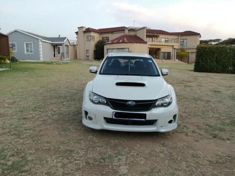 2011 Subaru WRX Sedan  available now! R189900