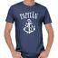 Papitaen-Papa-Vater-Anker-Kapitan-Captain-Vatertagsgeschenk-Lustig-Comedy-T-Shirt Indexbild 2
