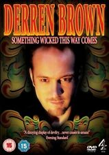 Derren Brown Something Wicked This Way Comes Region 2 New DVD