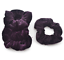 Solid-Floral-Bow-Scrunchie-Hair-Band-Elastic-Hair-Ties-Rope-Scarf-Accessories thumbnail 99