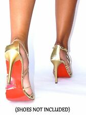 Customize Your Shoe Soles! DIY Premium Red Heel Kit - Louboutin Bottom and More!